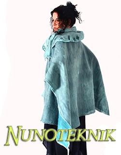 Nunoteknik klädkonst